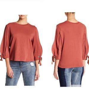Dance and Marvel 3/4 Sleeve Sweatshirt Top